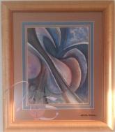 Creation - Original Pastel