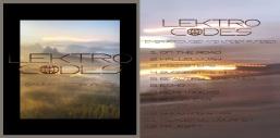 Promo Album Cover for Lektro Codes: Sammy Lee Worley