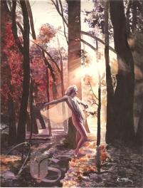 Seasons - Original Watercolor
