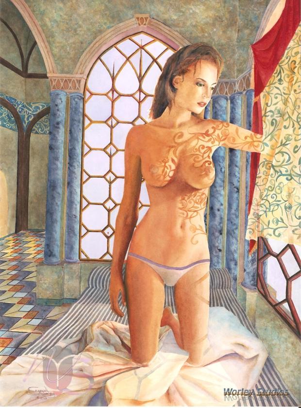 Alexia Queen of the Vampires - Wind-Weaver's Quest