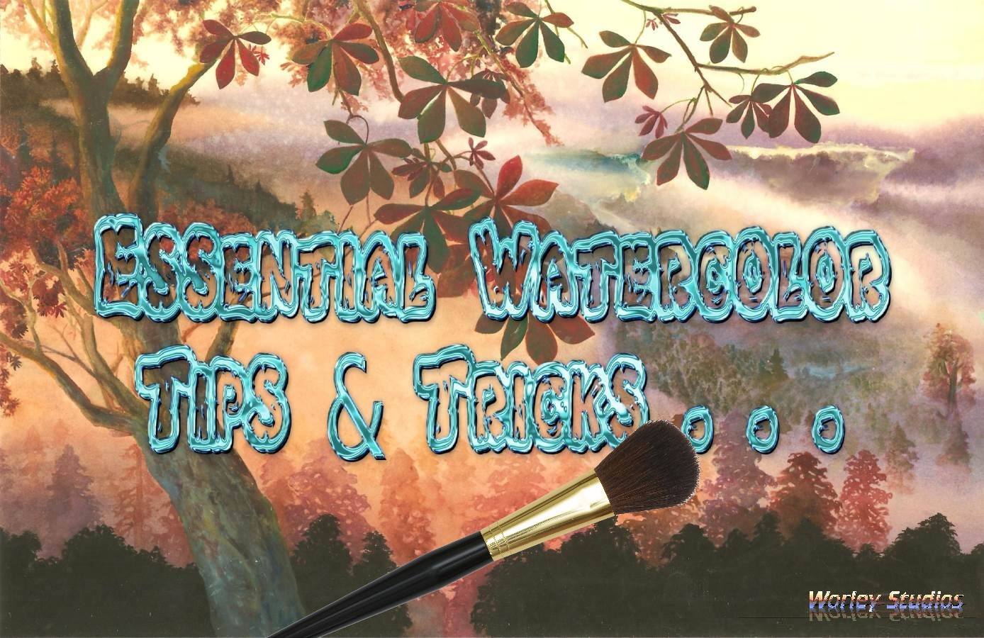 13 Essential Watercolor Tips & Tricks to Help You Paint Even better…